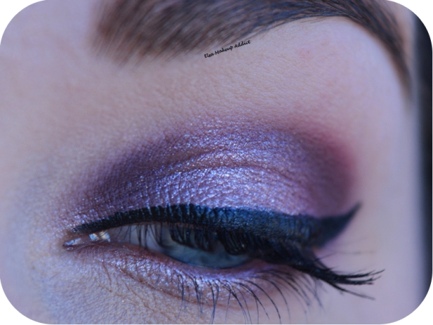 Mauve Makeup Huda Beauty 2