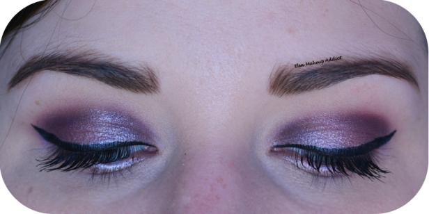 Mauve Makeup Huda Beauty 3