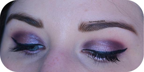 Mauve Makeup Huda Beauty 4