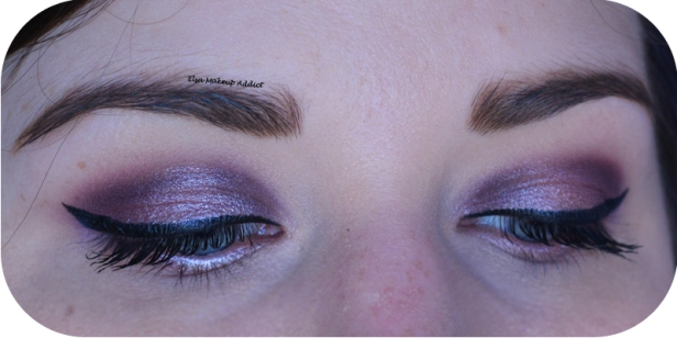 Mauve Makeup Huda Beauty 5