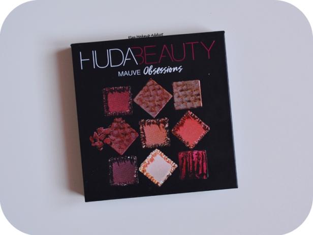 Palette Mauve Obsessions Huda Beauty 3
