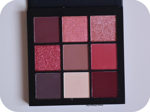 Palette Mauve Obsessions Huda Beauty 8