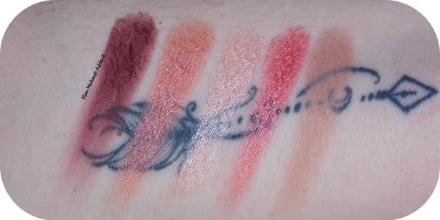 Palette Mauve Obsessions Huda Beauty 9