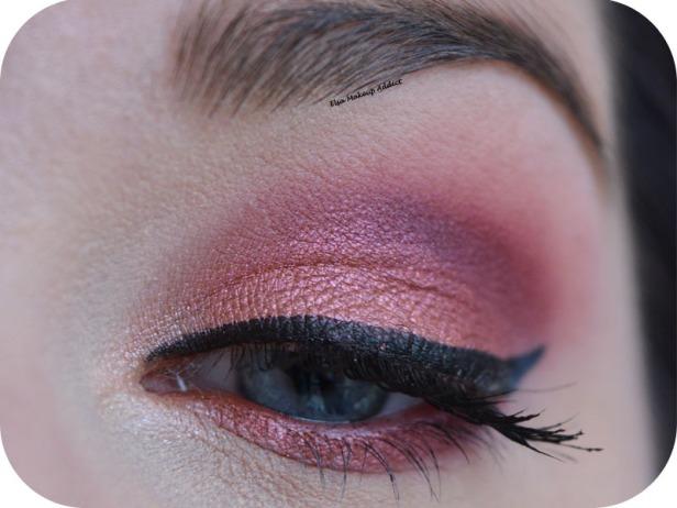 Pink Makeup Mauve Obsessions Huda Beauty 1