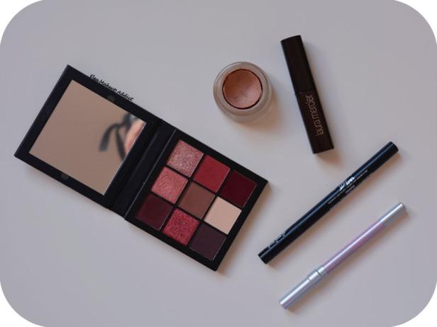Pink Makeup Mauve Obsessions Huda Beauty 10.jpg