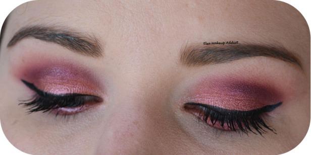 Pink Makeup Mauve Obsessions Huda Beauty 4