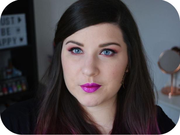 Pink Makeup Mauve Obsessions Huda Beauty 7