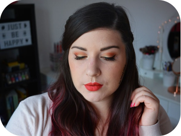 Makeup Corail Life's a Festival Too Faced 6